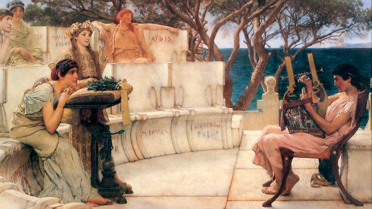 El humor en la cultura de la antigua grecia hudipro for Cultura de la antigua grecia