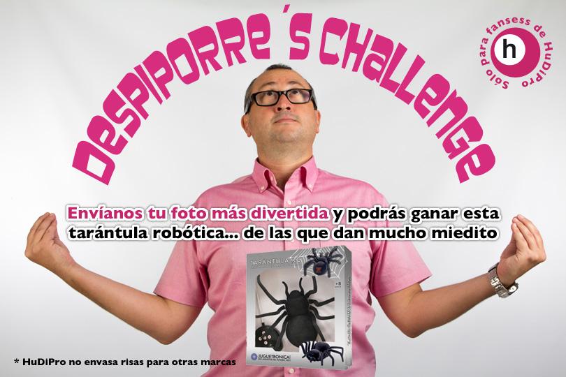 Despiporre's Challenge. HuDiPro