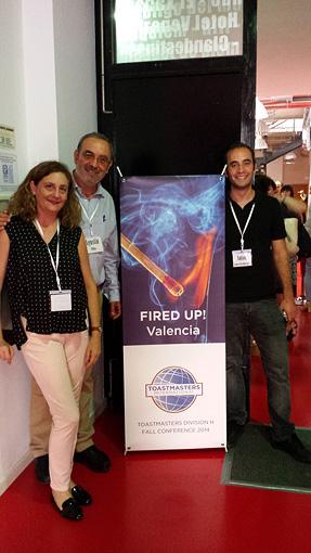 Fired Up Valencia 2014. HuDiPro