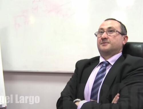 Vídeo presentación de Ángel Largo