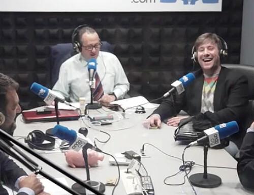 Liderazgo y ¡CARLOS LATRE! en Humor&Co