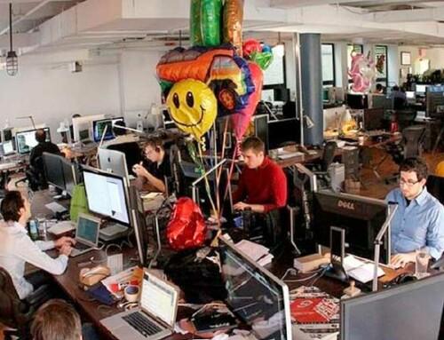Acciones cotidianas para mejorar el ambiente de Trabajo