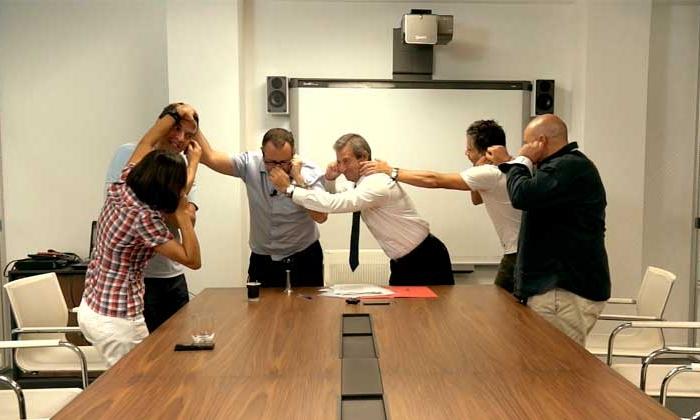 Dinamización de reuniones