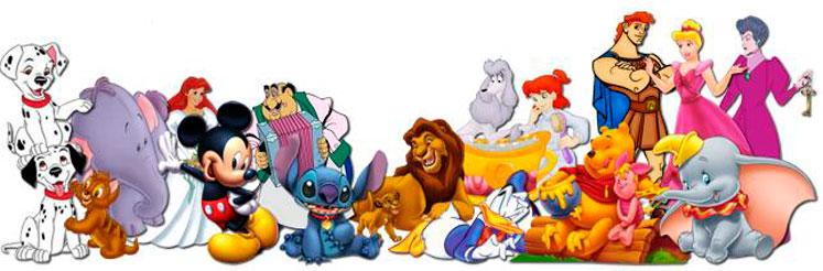 Los valores de Disney. Hudipro