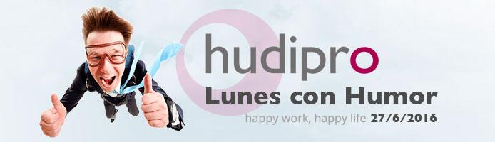 Los lunes con Humor de Hudipro