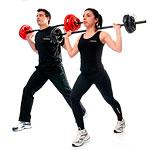 Los gimnasios modernos. Body Pump