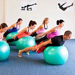 Los gimnasios modernos. Pilates