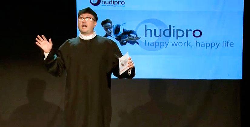 Segundo Evento de Aprendizaje Experiencial Optimista de Hudipro