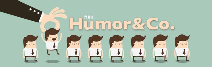 La promoción en la empresa. Humor&Co