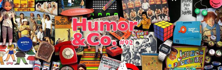 ¿Qué hacías en los años 80? Humor&Co.