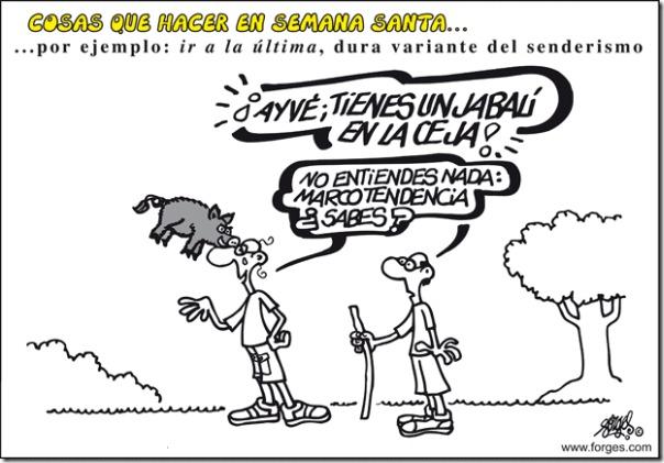 Los lunes con Humor también en Semana Santa. Hudipro.