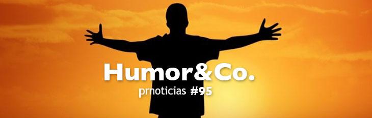 La Alegría de Vivir. Humor&Co.