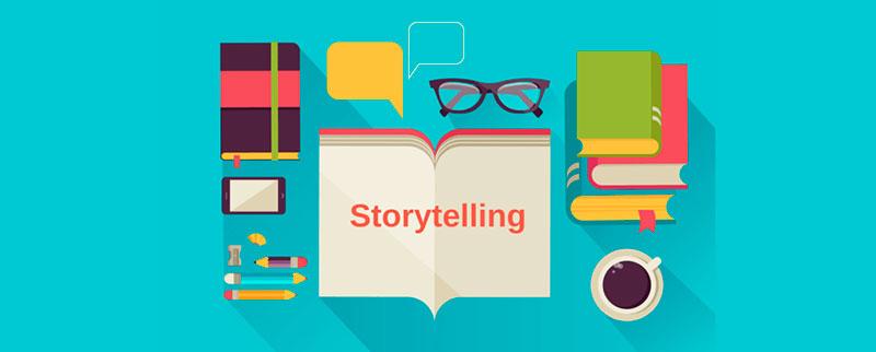 El arte del Storytelling. Hudipro.
