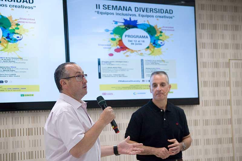 Hudipro participa en las II Jornadas de la Diversidad de Ilunion