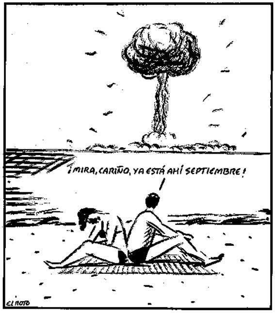 Lunes con Humor y sin síndrome postvacacional. Hudipro
