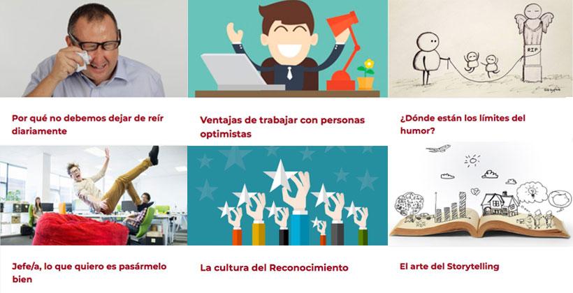 Bienvenidos al año de Happy Work Happy Life. Hudipro