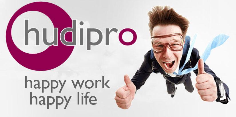 Bienvenidos al año de Happy Work Happy Life. Hudipro.