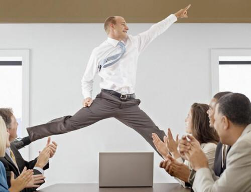 La conexión 5G de un líder optimista y alegre