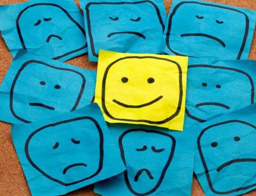 Cualidades y emociones de la Actitud Negativa y Actitud Positiva