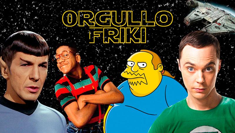 Los lunes con Humor y orgullosos de nuestros Frikis. Hudipro.