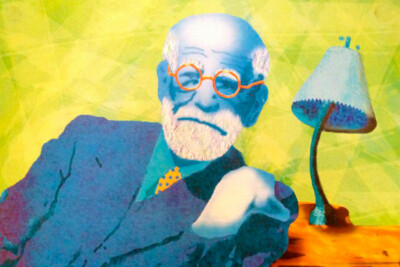 El humor y Sigmund Freud. Hudipro, Happy Work, Happy Life.