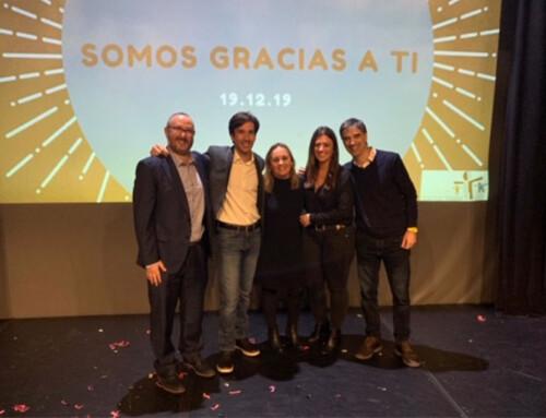 Disfrutamos en el encuentro de «Asociación Trama»: SOMOS GRACIAS A TI