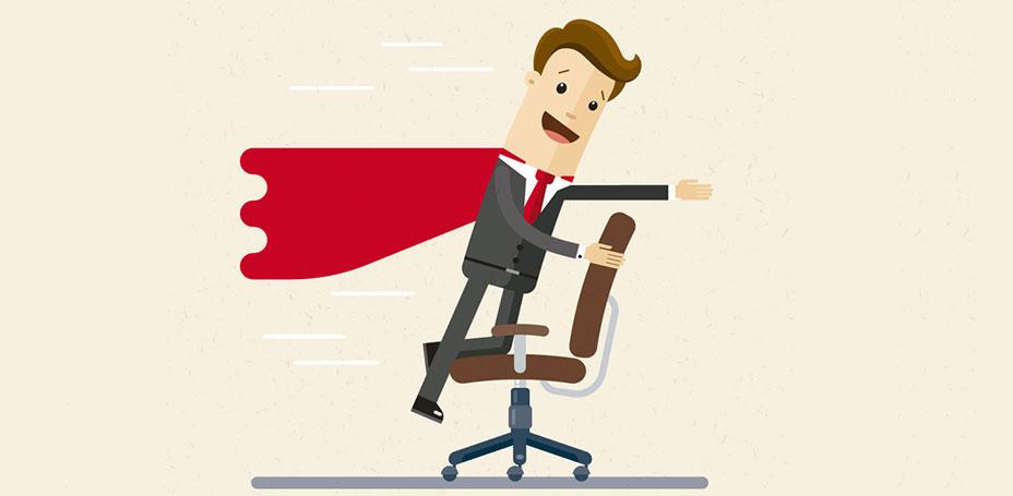 Cultura del entusiasmo en el entorno laboral. Hudipro