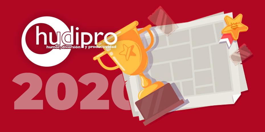 Los artículos de Hudipro más leídos en 2020. Hudipro