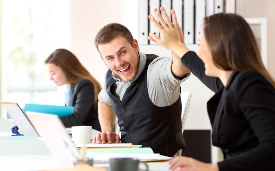 Como contagiar Entusiasmo y Pasión a nuestros colaboradores. Hudipro