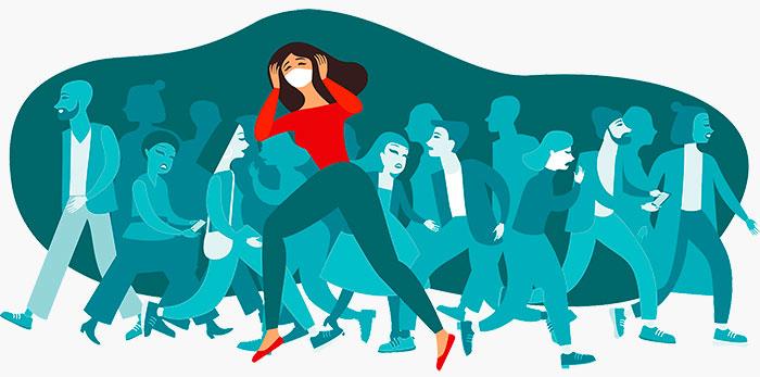 ¿Con qué actitud volverán las personas al centro de trabajo?. Hudipro.