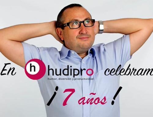 HUDIPRO: Llevando el Humor y la Alegría desde 2013