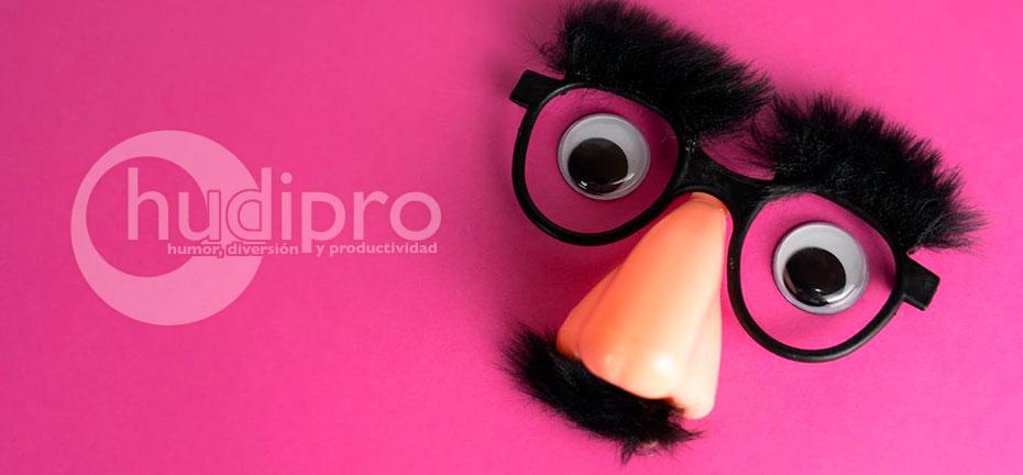 Con humor entra mejor. Hudipro. Happy Work, Happy Life